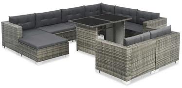Āra mēbeļu komplekts VLX 10 Piece Garden Lounge Set 44426