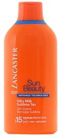 Pieniņš saules aizsardzībai Lancaster Sun Beauty Silky SPF15, 400 ml