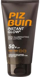 Losjons saules aizsardzībai Piz Buin Instant Glow Skin Illuminating SPF50, 150 ml