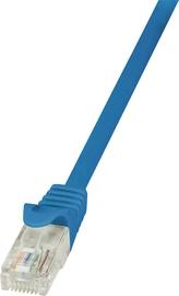 LogiLink Patch Cable Cat.5e U/UTP 1.5m Blue