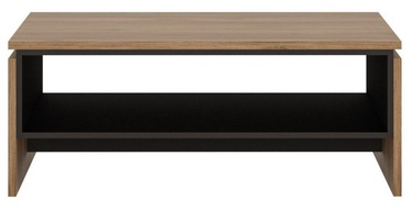 Meble Wojcik Brolo BROT01 Coffee Table Catania Oak/Black Pearl