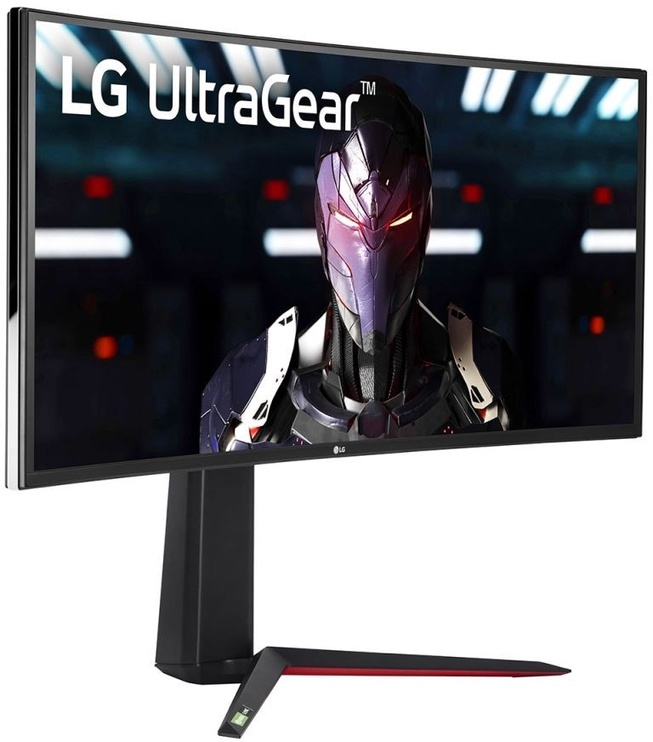 """Monitors LG UltraGear 34GN850-B, 34"""", 1 ms"""