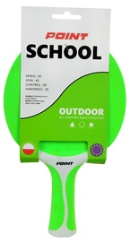 Point Ping Pong Racket School Outdoor Green