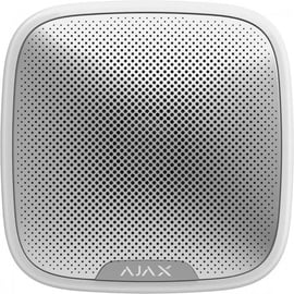 Signalizācija Ajax StreetSiren, balta