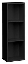 ASM Blox RW16 Hanging Shelf Cabinet Black Matt