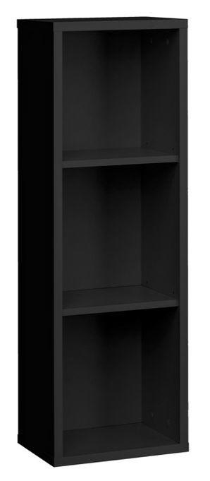 ASM Blox RW16 Hanging Shelf Cabinet Black Matt