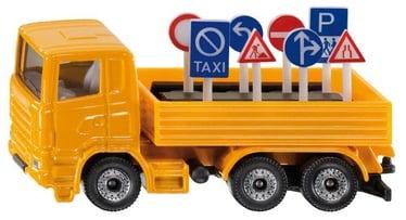 Тяжелая техника и тракторы Siku Road Maintenance Truck 1322