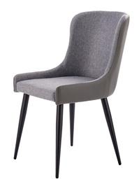 Halmar K333 Chair Light Grey