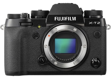Sistēmas fotoaparāts Fujifilm X-T2 Body Black
