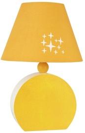 Candellux Ofelia 40W E14 Table Lamp Orange