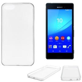Telone Ultra Slim Back Case Sony Xperia M4 Aqua Transparent