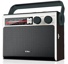 Mobilais radiouztvērējs Eltra Celina Radio Black