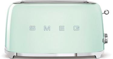 Тостер Smeg TSF02PGEU Pastel Green