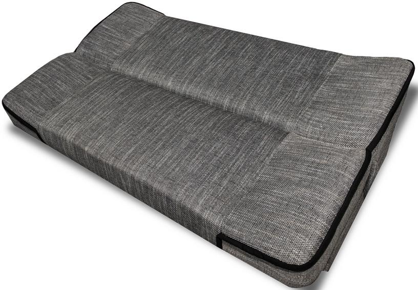 Dīvāngulta Platan Maxim II Magma 05 Grey, 188 x 85 x 90 cm