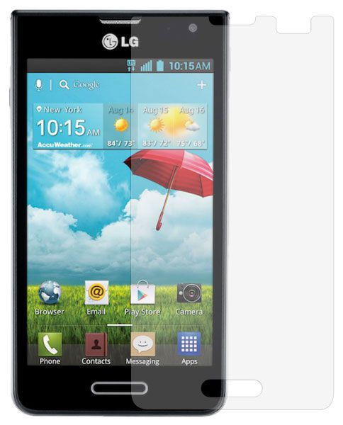 BlueStar Screen Protector For LG Optimus F3 Glossy