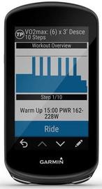 Велосипедный компьютер Garmin Edge 1030 Plus