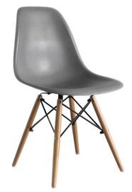 Ēdamistabas krēsls Signal Meble Enzo Grey, 1 gab.