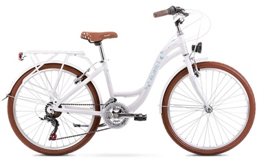 Bērnu velosipēds Romet Panda 1 13'' 24'' White/Blue 21
