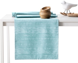 AmeliaHome Vesta AH/HMD Tablecloth Retro Blue 40x140