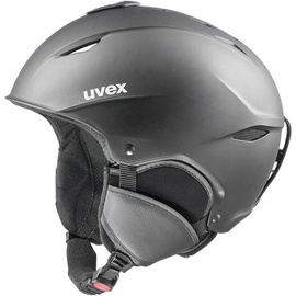 Uvex Primo Ski Helmet Black Matt 55-59