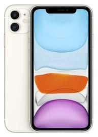 Mobilais telefons Apple iPhone 11 White, 128 GB