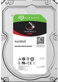 Жесткий диск NAS Seagate IronWolf 10TB 7200RPM SATA3 256MB ST10000VN0008