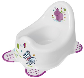 Keeeper Baby Steady Potty Hippo White