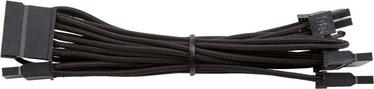 Corsair Premium Individually Sleeved SATA Cable Type 4 (Gen 3) Black
