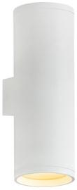 Light Prestige Torre Wall Lamp 2x50W GU10 White