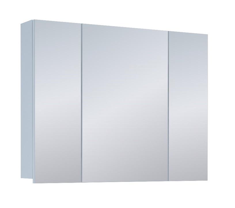 Skapis Elita Bathroom Cabinet With Mirror Eve 167056 White
