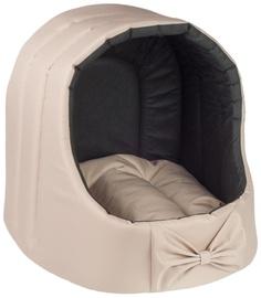 Mūrītis Amiplay Basic Oval Dog House M 40x40x42cm Beige