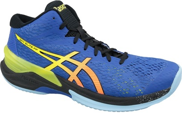 Asics Sky Elite FF MT Shoes 1051A032-400 Blue/Yellow 45