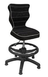 Entelo Petit Black HC+F Size 3 Children Chair VS01 Black
