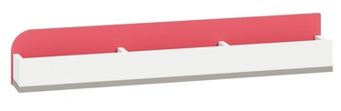 ML Meble IQ 14 Wall Shelf Red