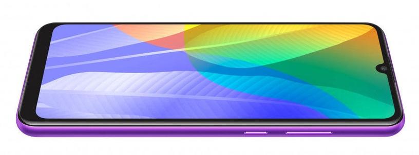 Mobilais telefons Huawei Y6p Phantom Purple, 64 GB
