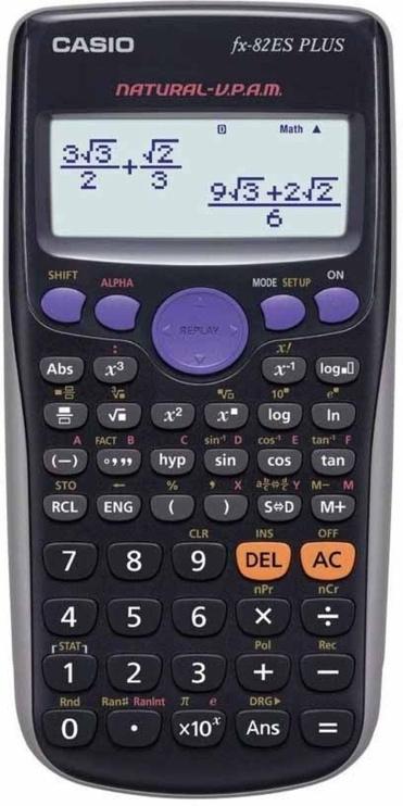 Casio Calculator FX-82ES Plus