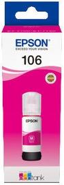Epson 106 EcoTank Cyan Ink Bottle Magenta