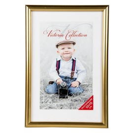 Victoria Collection Future Photo Frame 10x15cm Gold