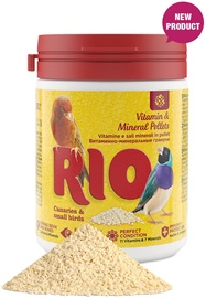 Mealberry Rio Vitamin & Mineral Pellets For Canaries & Small Birds 120g