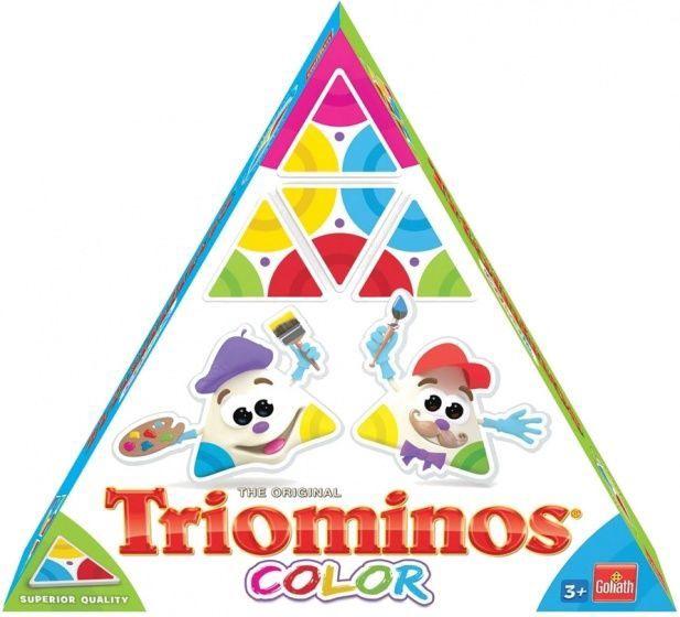 Goliath Triominos Color