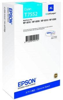 Epson T7552 XL Cyan