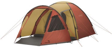 Easy Camp Tent Eclipse 500 Red