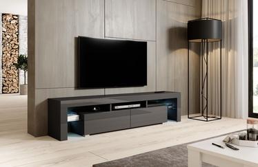 ТВ стол Cama Meble Toro 200, серый, 2000x400x410 мм