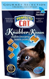 Perfecto Cat Knabber-Kissen Anti Hairball 50g
