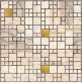 SN Decoration Board Mosaic Marble 9775