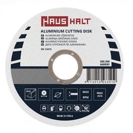 Пильный диск для углошлифовальной машины Haushalt, 125 мм x 1 мм x 22.23 мм
