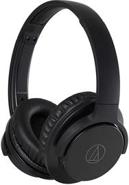 Беспроводные наушники Audio-Technica ATH-ANC500BT QuietPoint, black (поврежденная упаковка)