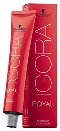 Kраска для волос Schwarzkopf Igora Royal Permanent Color Creme 7-57, 60 мл
