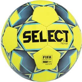 Select Team FIFA 2019 Ball Yellow/Blue Size 5