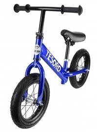 Балансирующий велосипед Tesoro PL-12 Blue Mettalic